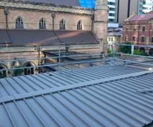 Roof Clamp - Gutter Line 2015 (1)